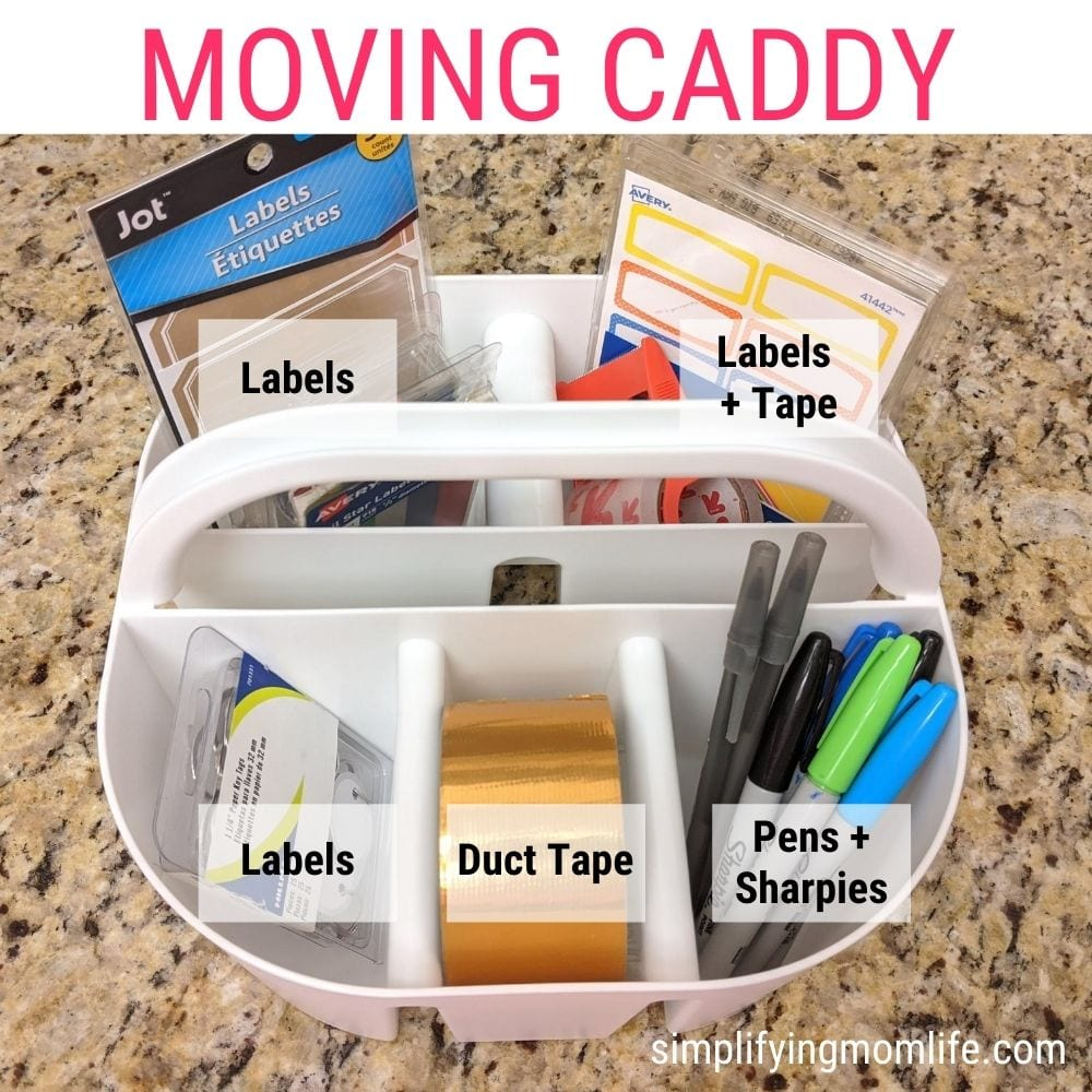 shower caddy organization ideas