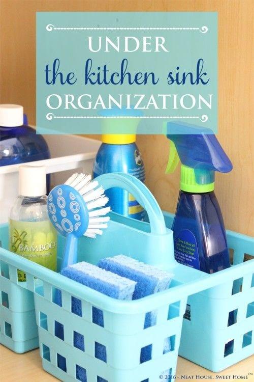 shower caddy organization ideas