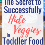 Hide Veggies in Toddler Food with this Simple Trick