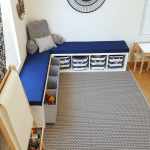 IKEA-Kallax-Hack-Storage-Benches-for-Playroom-DIY-window-bench