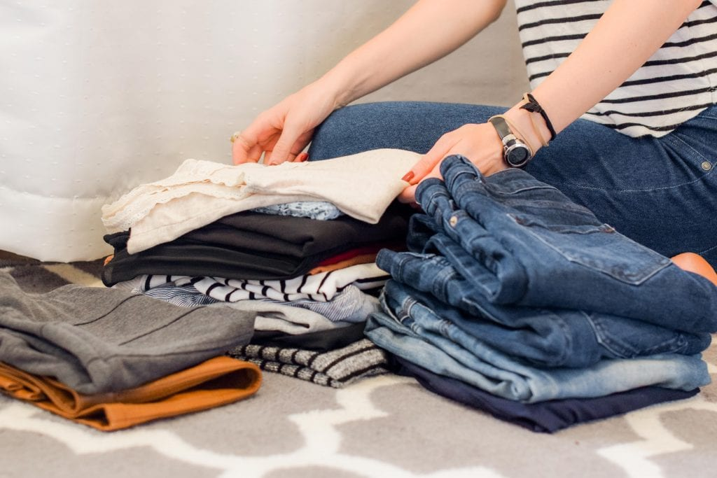 Reduce the laundry load - 7 quick tips!